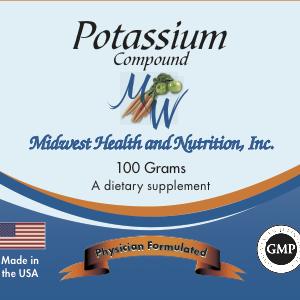 RtH Potassium Compound 100g