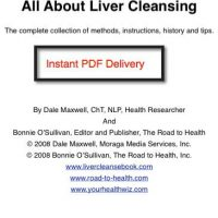 liver cleanse book